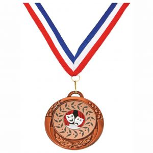 Large Medal and Ribbon Combo