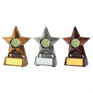Scrabble Super Star Trophy