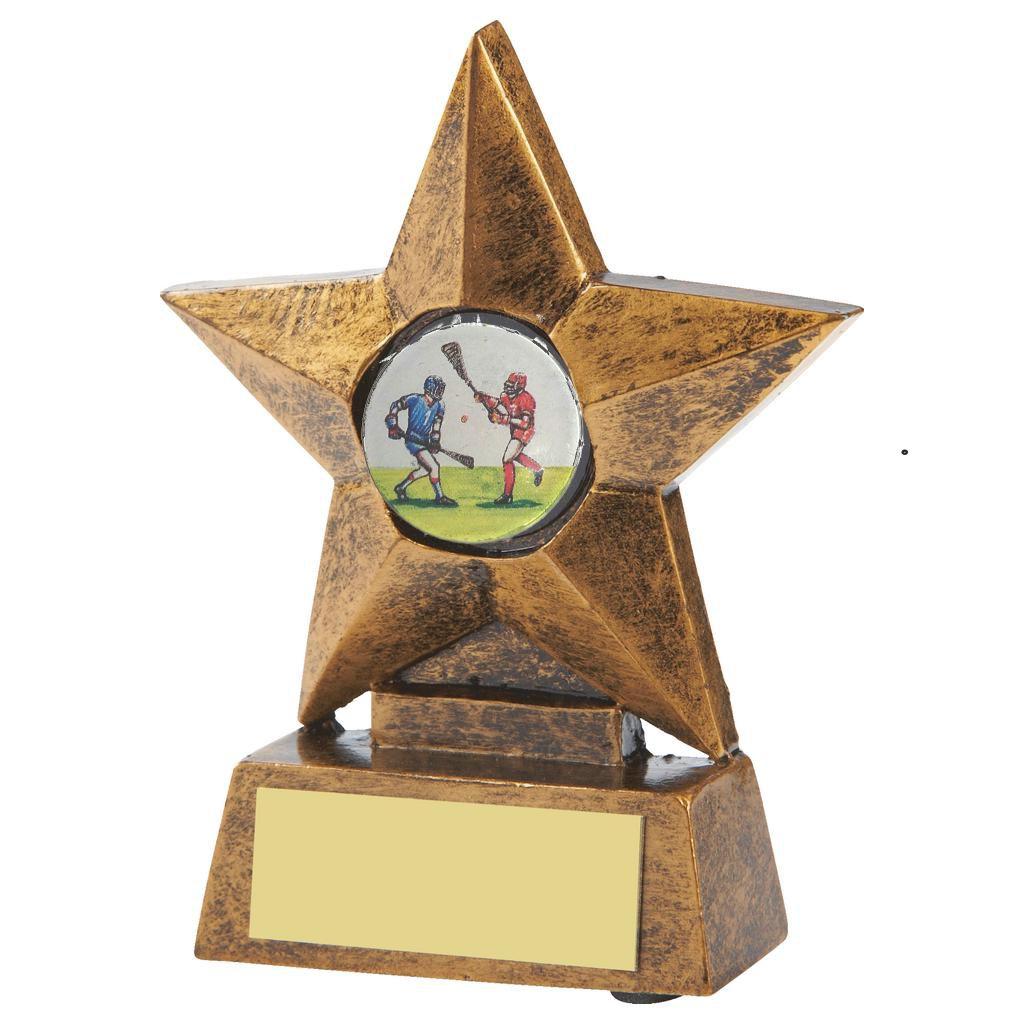 Lacrosse Super Star Trophy 10cms