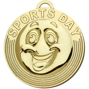 School Sport Day Medal