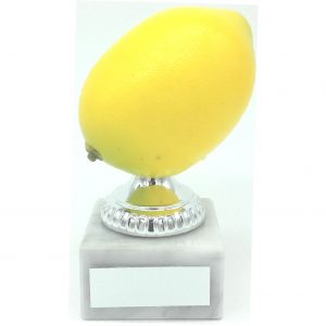Lemon Joke Trophy 12cms