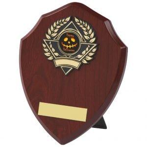 Halloween Spooky Replica Shield 18cms