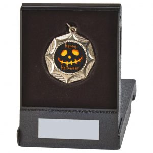 Ghostly Flip Box Medal Trophy
