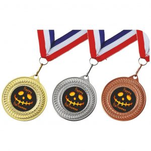 Nightmare Halloween Medal