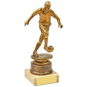 Footballer Trophy 16cms