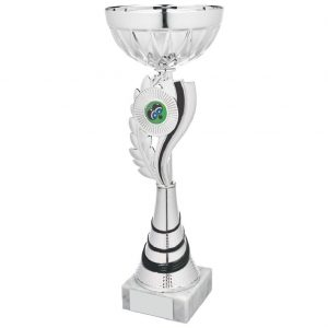 Modern Style Chrome Sporting Cup