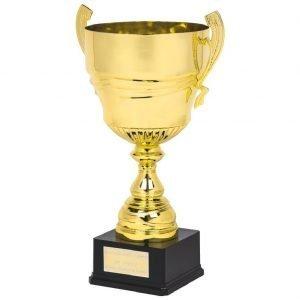 Large Presentation Cup Gilt Coloured
