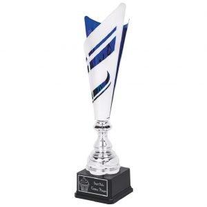 Fluted Presentation Trophy