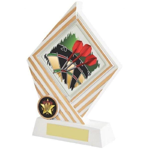 Darts Scene Trophy 19cms