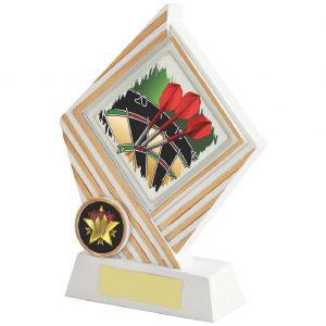 Darts Scene Trophy 17cms