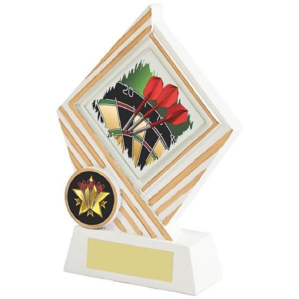 Darts Scene Trophy 15cms