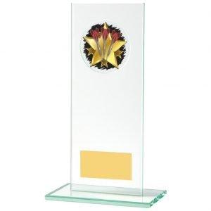 Darts Glass Trophy