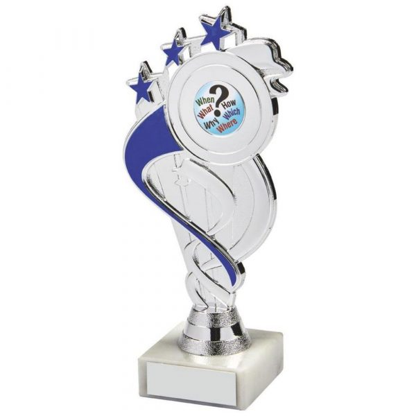 MULTI STARS QUIZ TROPHY 18CMS