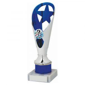Budget Quiz Trophy 18cms