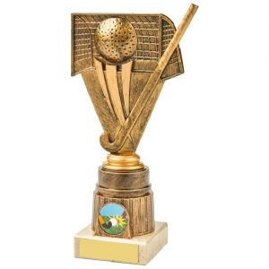 Budget Hockey Trophy 21cms