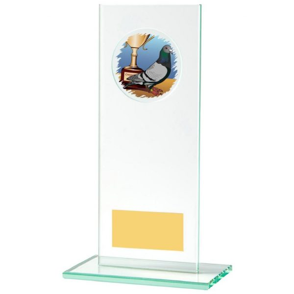 Jade Glass Multi Sports Trophy