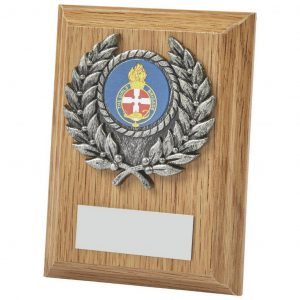 Clearance Line Girls Brigade Plaque