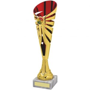 Athletics Fluted Trophy Cup