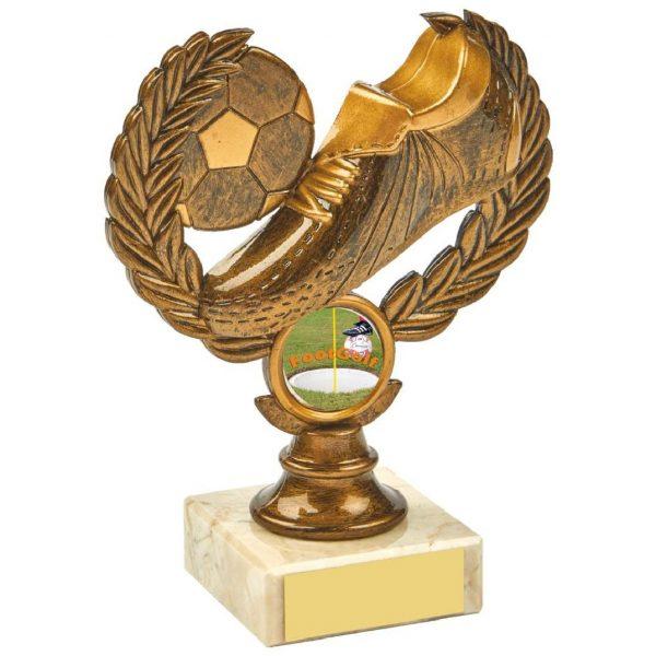 Footgolf Trophy 14cms
