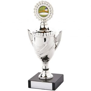 Footgolf Cup Trophy 19cms