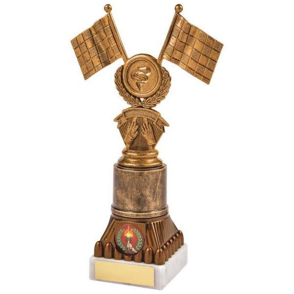 Sporting Figure Trophy 23cms