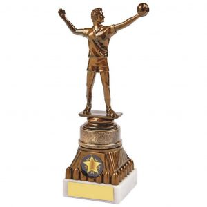 Sporting Figure Trophy 21cms