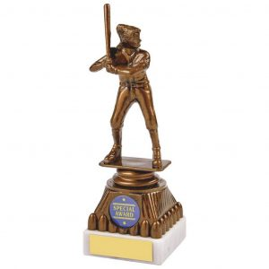 Sporting Figure Trophy 19cms