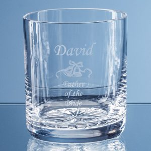 Lead Crystal Tumbler 400ml. A quality lead crystal whisky tumbler is beautiful in its own right, not only does it look great, it feels great too. The tumbler is hand made
