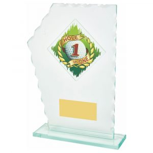 First of all this is a great choice to present as a hole in one trophy. Above all a quality golfing trophy for your golf event.