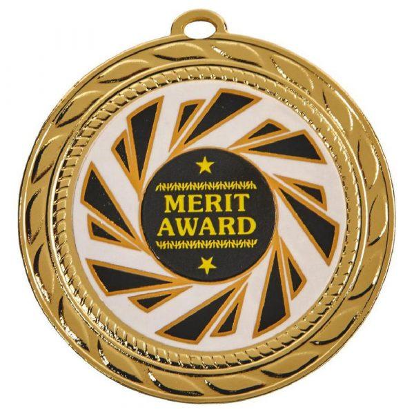 Large Achievement Medal 70mm