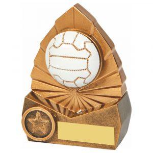 Netball Trophy 3D 12cms