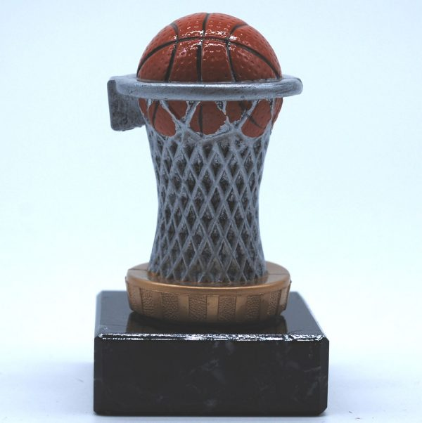 Basketball Trophy 10cms