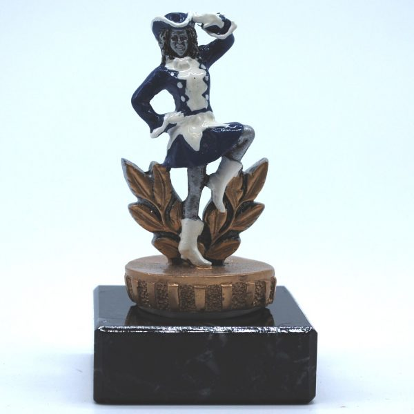 Line Dancing Trophy 10cms