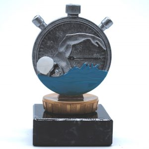 Swimming Trophy 10cms