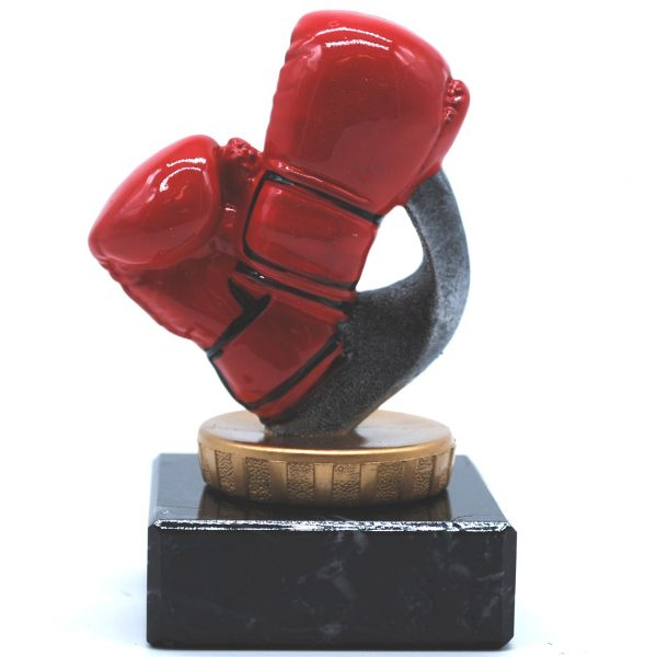 Boxing Trophy 10cms