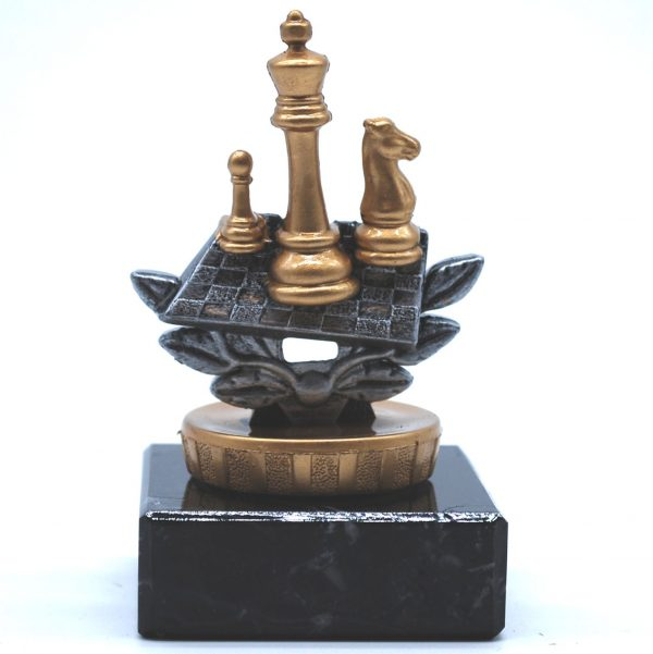 Chess Trophy 10cms