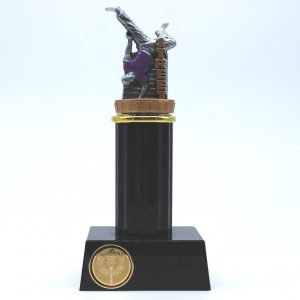 Street Dancing Trophy 19cms