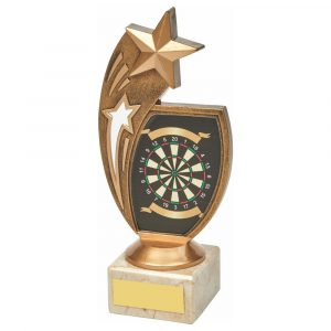 Darts Most Wins 18cms