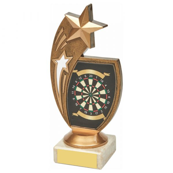 Darts Most Wins 17cms