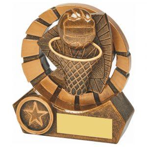 Netball Trophy 10cms