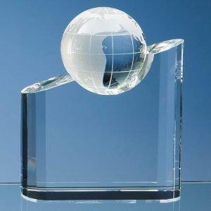 Globe Mountain Award 31cms