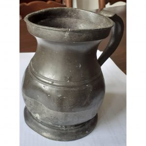 Pewter Tankard Repair JH. 1800's tankard in need of repair Each repair is so individual for us to give you a guide price up a job we do need to see images of the item.
