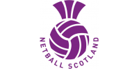 netball scotland logo working with online trophies