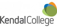 kendal college logo working with online trophies